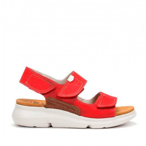 Bora sandal with adjustable...